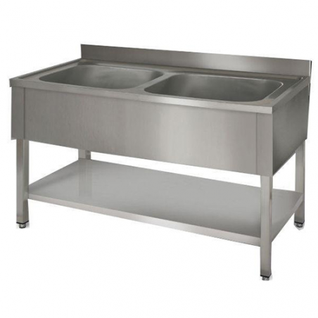 Sink units with base on legs 90x60x90
