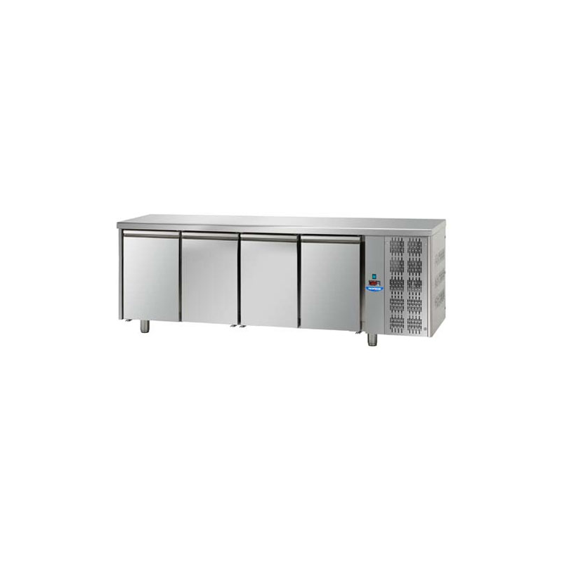 Refrigerated pastry counter 4 doors