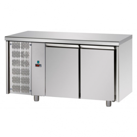 Refrigerated pastry counter 2 doors left series