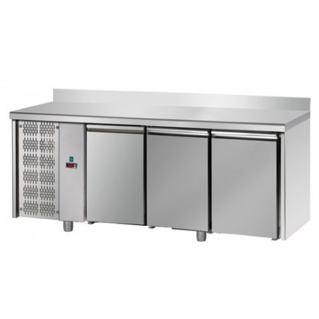 Refrigerated pastry counter 3 doors left series
