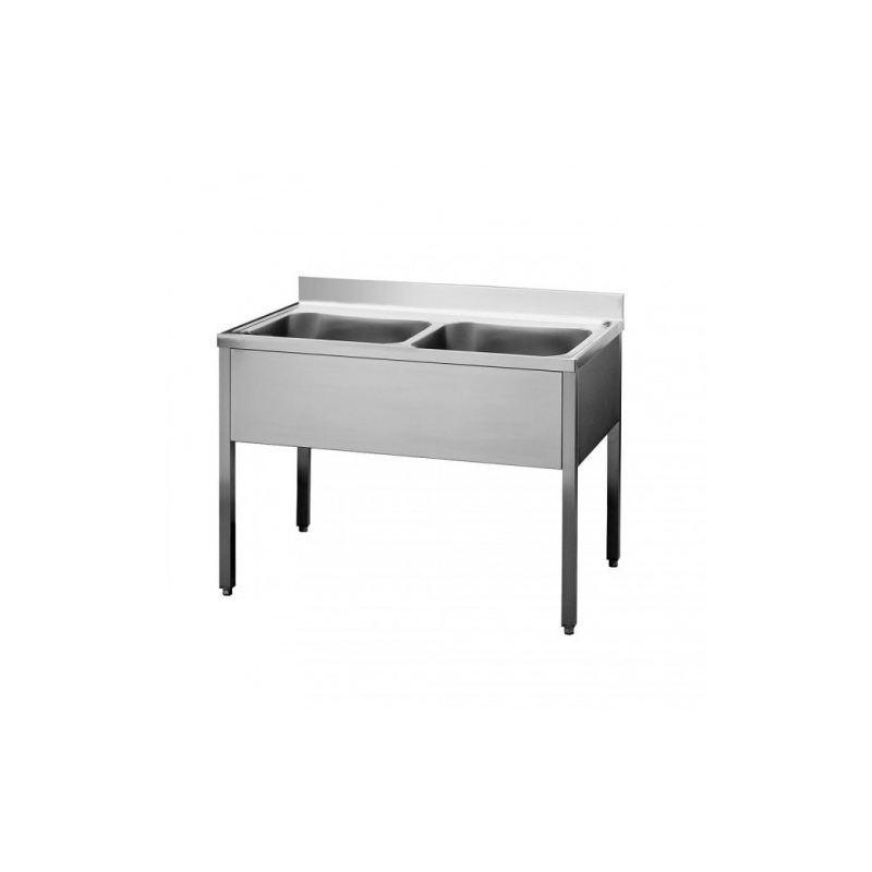 Sink units with base on legs 130x70x90