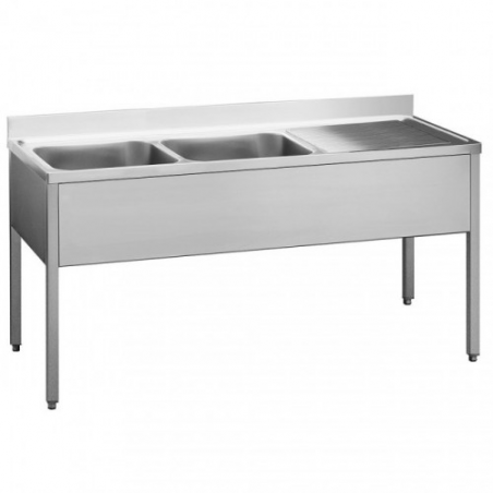 Sink units with base on legs 150X70X90