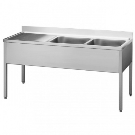 Sink units with base on legs 170X70X90