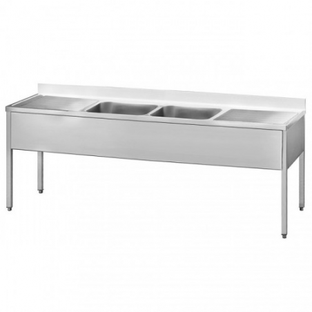Sink units with base on legs 220X70X90