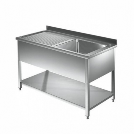 Sink units with base on legs 100x70x90