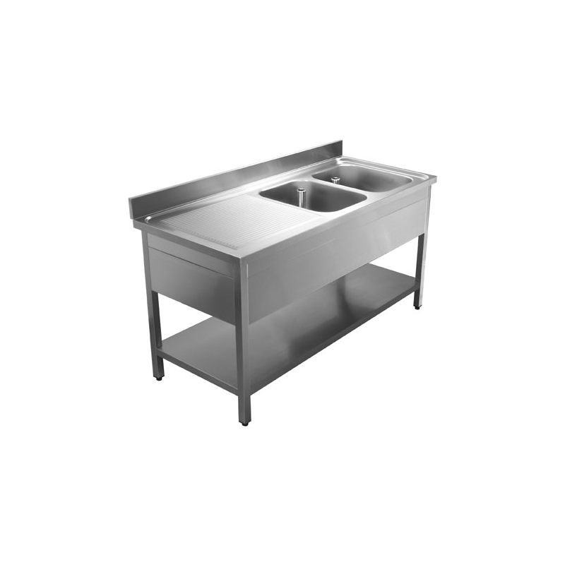 Sink units with base on legs 140x70x90