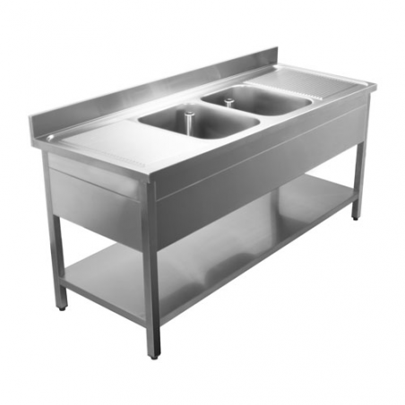 Sink units with base on legs 250x70x90