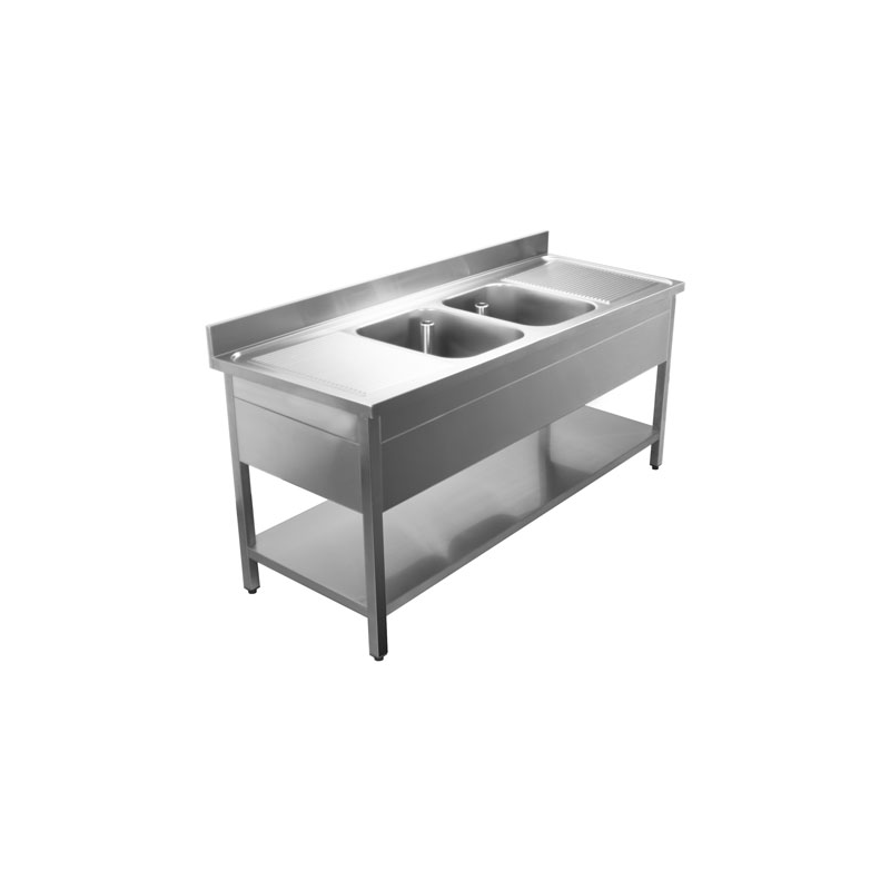 Sink units with base on legs 260x70x90