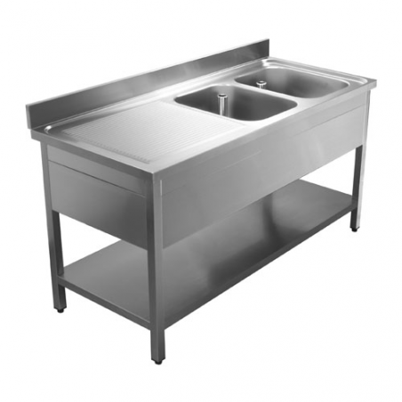 Sink units with base on legs 160X60X90