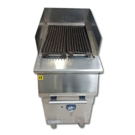 Cast iron grill 40 cm SMED3