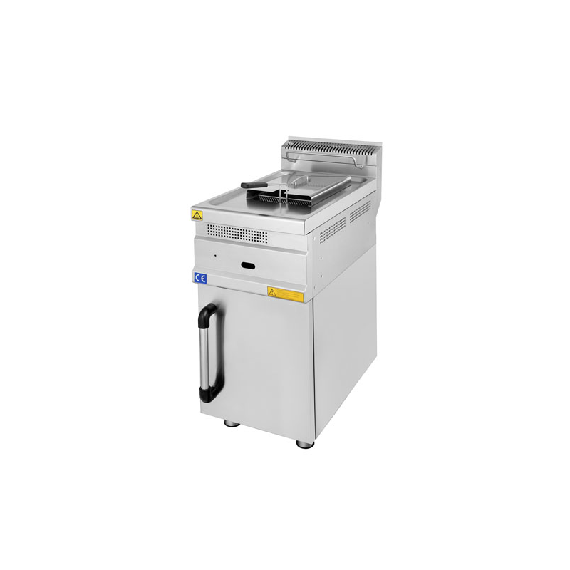 Gas fryer 15 lt SERIE 700 SMED3