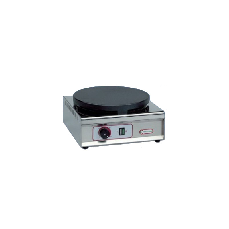 Crepes maker with hot plate diam. 35 cm