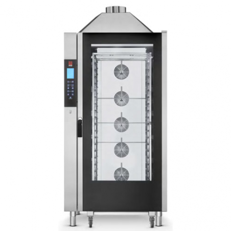 Combi oven 20 trays GN 1/1