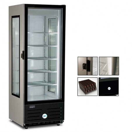 Refrigerated display cabinet  320 Lt Frost GLAMOUR NS 350