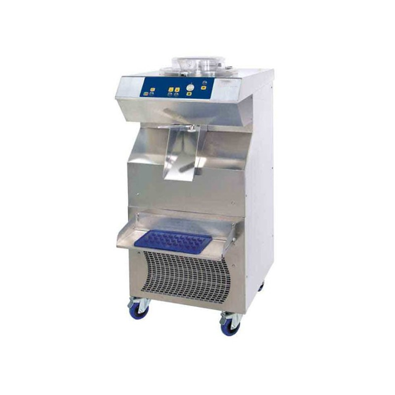 the batch-freezers 15 lt/h