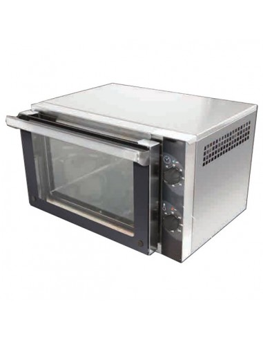 Convection oven 3 trays electric