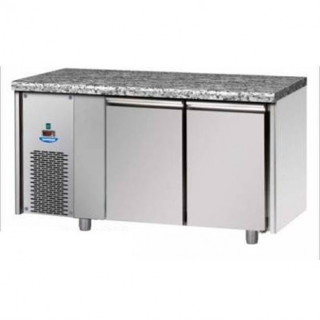 Refrigerated counter 2 doors