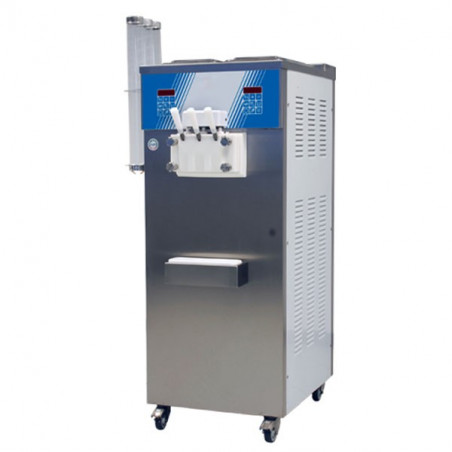 Yogurt and soft ice cream machine 1 tray