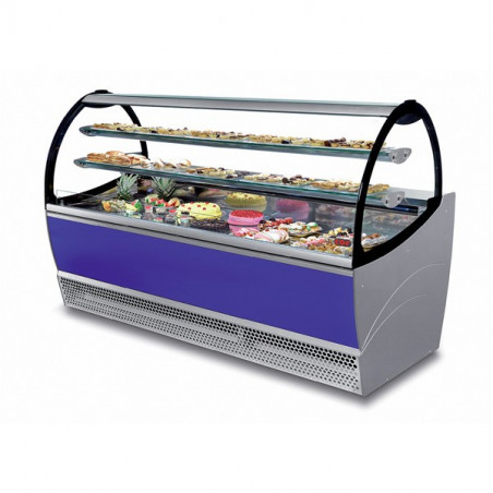 Pastry counter 60cm