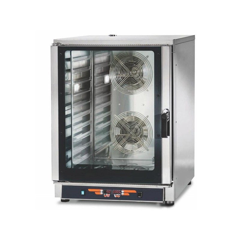 Convection oven 10 trays H2O digital