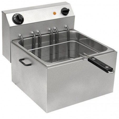 Electic fryer 10  Lt with...