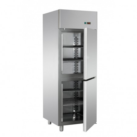 Low temperature refrigerated Cabinet 700lt with two doors