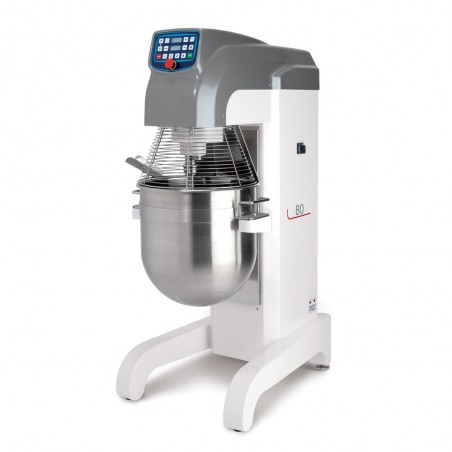 Planetary mixer 80 lt 3 speed