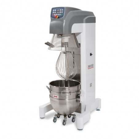 Planetary mixer 80 lt 4 speed