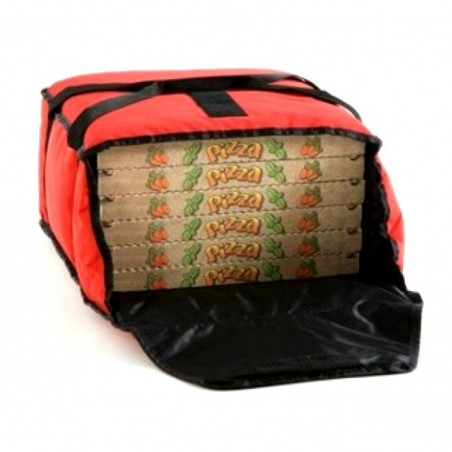 5 pizzas thermal bag for...