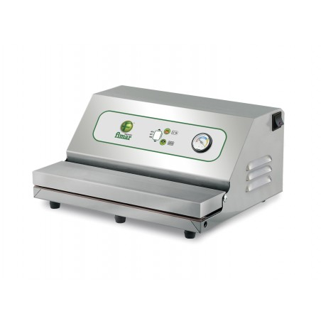 Vacuum machine with sealing...