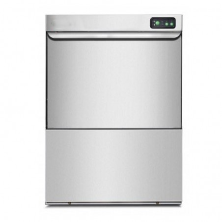 Glass and dishwasher, tank capacity 9,5 lt touch