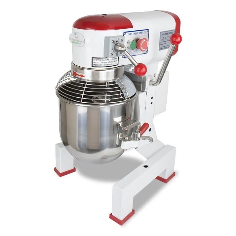 Planetary Food Dough and Mixer 10 liter