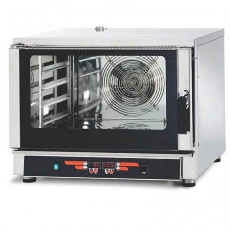 Convection oven 4 trays