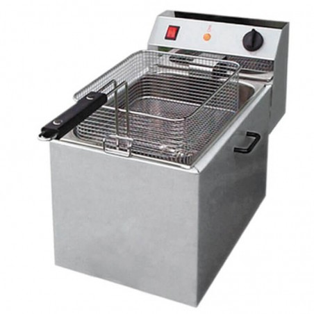 Electic fryer 6 Lt with one bowl