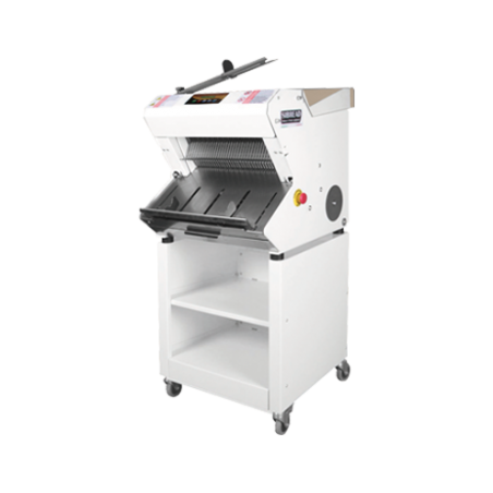 Automatic bread cutter S4AB inclinated loading