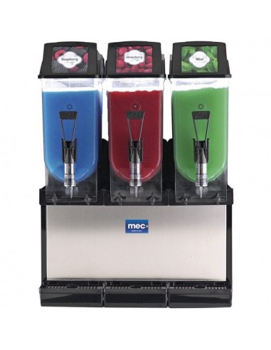 Slush machine frosty 3 MEC
