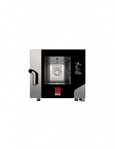 electric combi oven 5 trays 1/1 Gn