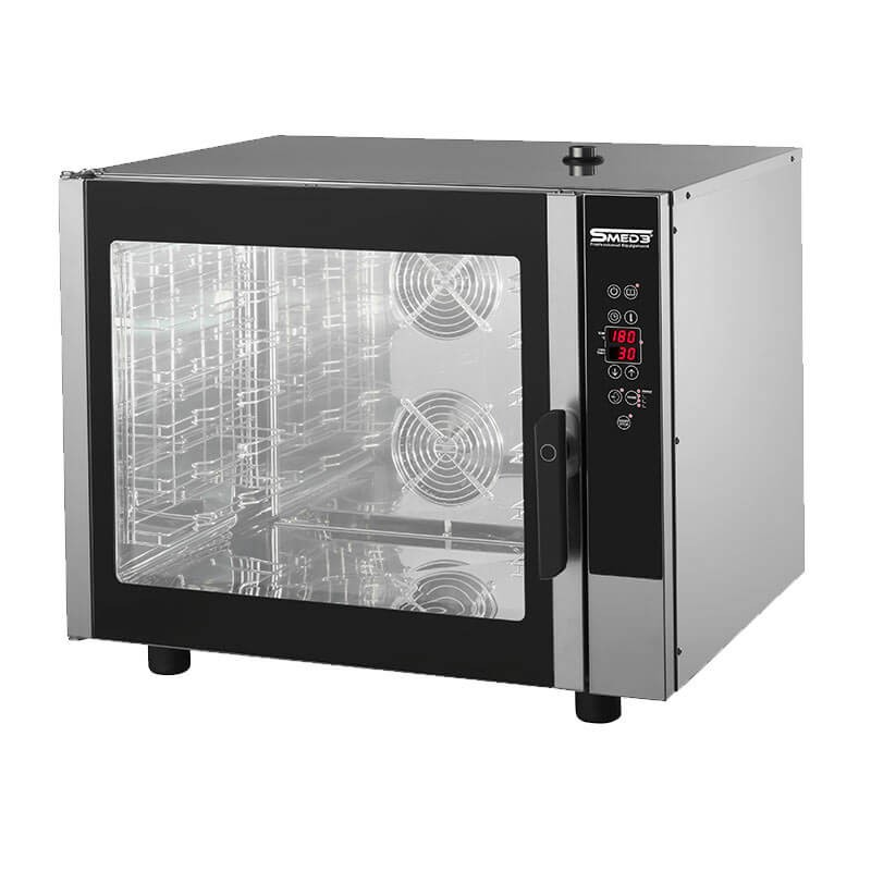 Convection oven 6 trays electric H2O