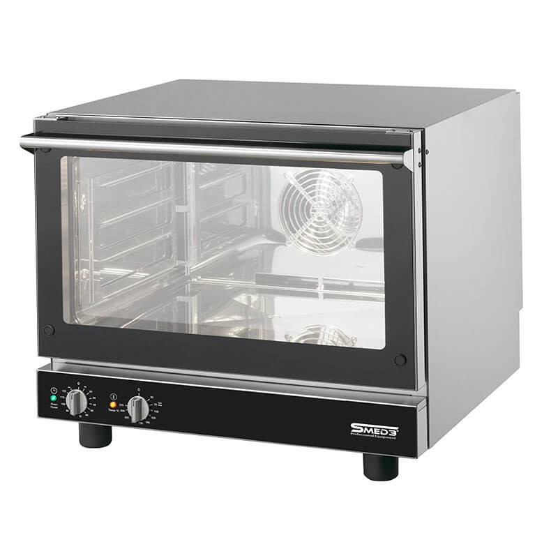 Professional convection oven 4 GN 1/1...