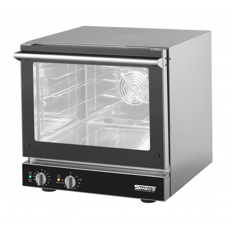 Convection oven 4 trays 2/3 GN and 4...