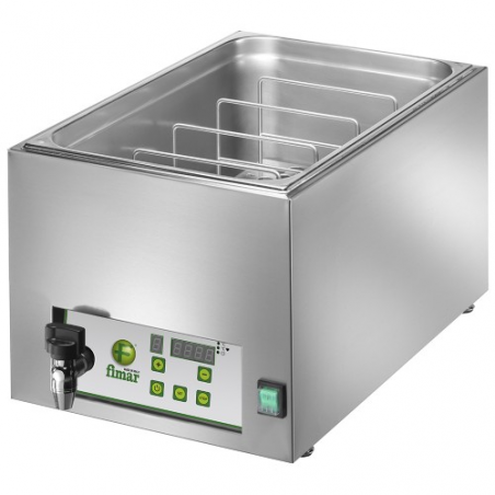 Video of the roner for vacuum cooking model RH50 Fimar