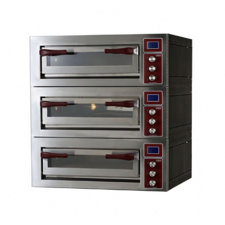 Electric ovens for 4+4 Pizze OEM