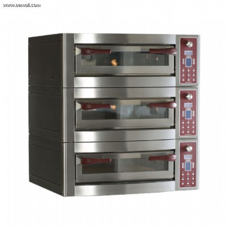 Electric ovens for 9+9 Pizze OEM