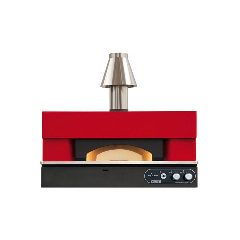 Forno a gas Gpl 9+9 pizze OEM