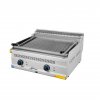 Grills, tube burners, cooking system for meat and fish at high temperature, catering equipment.