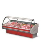Ventilated refrigerated counter