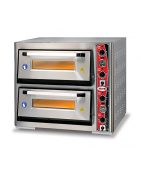 Pizza ovens, see all dimensions, prices and capacity.