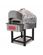 Wood-fired pizza ovens /combi ovens
