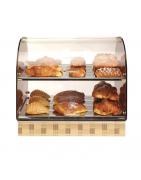 Counter display cases