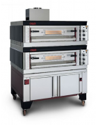 Professional oven to gas for pizzerias, discounted prices